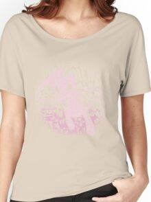 POKEMON MEW made out of its moves! Women's Relaxed Fit T-Shirt
