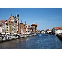 Gdansk ( Danzig ) - Poland   Photographic Print