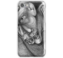 Begging for Mercy. iPhone Case/Skin