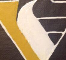 Pittsburgh Penguins Logo Sticker