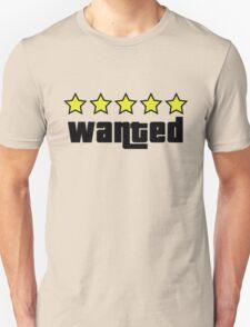 Wanted (GTA V) T-Shirt