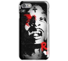 21 Savage Red Opps iPhone Case/Skin