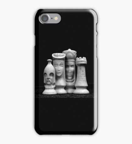 Chess Pieces iPhone Case/Skin