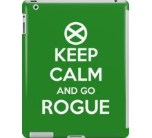 Go Rogue iPad Case/Skin