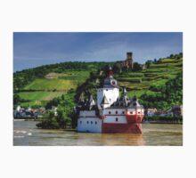 Burg Pfalzgrafenstein One Piece - Short Sleeve