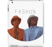 Fashun iPad Case/Skin