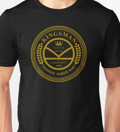 Kingsman the tailors  Unisex T-Shirt