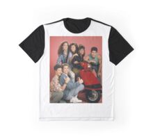 Saved By The Bell Graphic T-Shirt