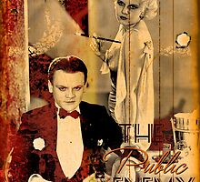 The Public Enemy and Jean Harlow by PrivateVices