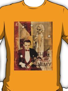 The Public Enemy and Jean Harlow T-Shirt