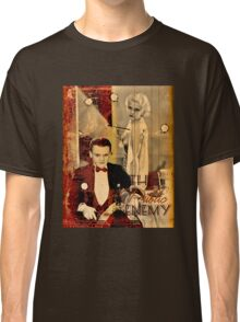 The Gangster's Blonde Girl Classic T-Shirt