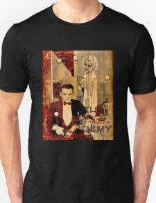 The Gangster's Blonde Girl Unisex T-Shirt