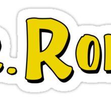 Mr. Robot! Sticker