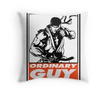 Ryu Ordinary Guy Obey Design Throw Pillow