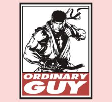 Ryu Ordinary Guy Obey Design Kids Clothes