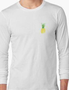 Pineapple Art Long Sleeve T-Shirt