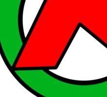Logo from the defunct Italian gun company, Mateba Sticker