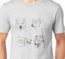 Dragon Age Inquisition Solas Fen'Harel Dread Wolf Unisex T-Shirt