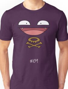 Koffing Face #109 Unisex T-Shirt