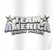 Team America Poster