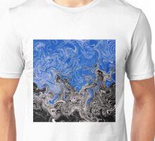 Submerge - Original Abstract Design Unisex T-Shirt