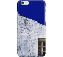 White Wall with Window iPhone Case/Skin