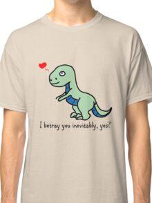 D'awww Inevitable Betrayal Classic T-Shirt