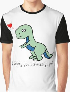 D'awww Inevitable Betrayal Graphic T-Shirt