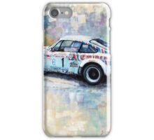 Porsche 911 SC  Rallye Sanremo 1981 iPhone Case/Skin