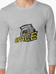 SPAAAACE (Portal 2) Long Sleeve T-Shirt