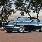1957 Chevrolet Bel Air Convertible 1 by DaveKoontz