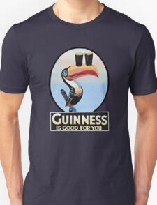 GUINNESS IS GOOD FOR YOU Unisex T-Shirt