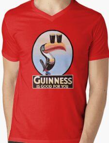 GUINNESS IS GOOD FOR YOU Mens V-Neck T-Shirt