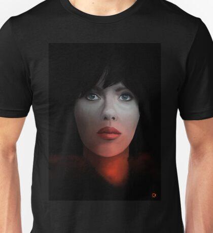 scarlett johansson Unisex T-Shirt
