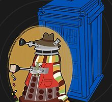 Daleks in Disguise - Fourth Doctor by murphypop
