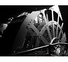 Cogs in the Machine Photographic Print
