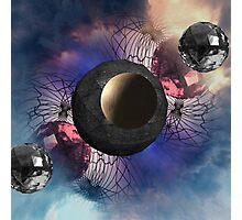 Jewels In the Bright Sky. VividScene Photographic Print
