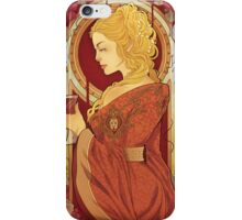 Wine and Blood iPhone Case/Skin