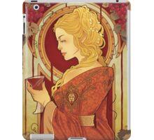 Wine and Blood iPad Case/Skin