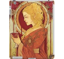 Wine and Blood iPad Case/Skin