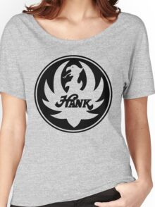 Hank william logo Women's Relaxed Fit T-Shirt