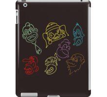 Kong Squad iPad Case/Skin