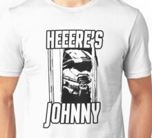 Heeere's Johnny - HALO Spartan 117 Unisex T-Shirt