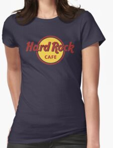 Hard Rock cafe Womens Fitted T-Shirt
