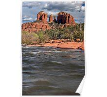 Cathedral Rock, Sedona Arizona Poster