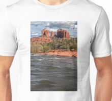Cathedral Rock, Sedona Arizona Unisex T-Shirt