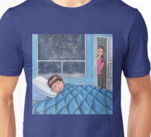 Sleeping Boy Baby Room Art Unisex T-Shirt