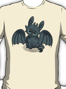 How to Train Your Baby Dragon T-Shirt