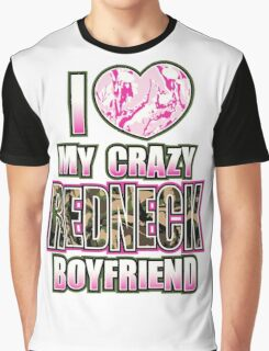 I love redneck wife Graphic T-Shirt