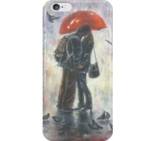 KISS AFTER SCHOOL iPhone Case/Skin